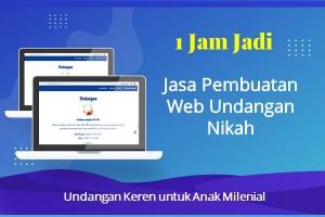 Jasa Pembuatan Website Undangan Nikah